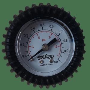 Bravo pressure gauge